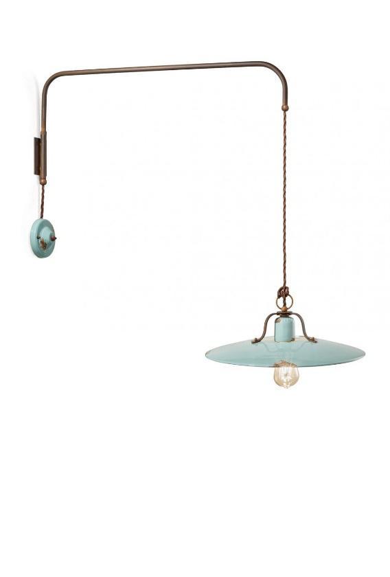 Come dare la giusta illuminazione alla vostra casa: comfort e relax con applique rustiche