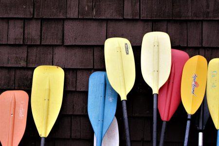 I posti più belli per fare rafting e canoa